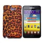 Coque Chrome de Lux Samsung Galaxy Note I9220 GT-N7000