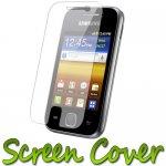 Kit 1 Film Protecteur AVANT + 1 chiffon Pour  Samsung S5360 Galaxy Y