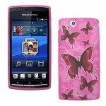 Coque Silicone Pour Sony Ericsson Xperia Arc S