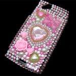 Coque Pour Sony Ericsson Xperia Arc S Diamond Strass