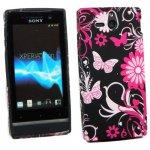 Coque Silicone Pour Sony Ericsson Xperia U