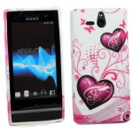 Housse, Coque Silicone Pour Sony Ericsson Xperia U