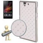 Coque Pour Sony Ericsson Xperia Z avec Pierres Incrustés