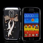 Coque Pour Samsung Galaxy Ace 2 I8160 Strass Diamant