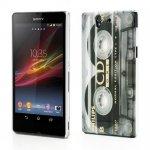 Housse, Coque Cassette Audio Pour Sony Ericsson Xperia S