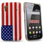 Coque Drapeau Usa Pour Samsung S5830 Galaxy Ace