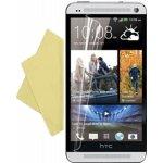 Kit 1 Film Protecteur AVANT + 1 chiffon Pour HTC One M7