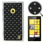 Coque Pour Nokia Lumia 920 avec Pierres Incrustés