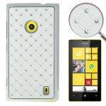 Coque Pour Nokia Lumia 520 avec Pierres Incrustés