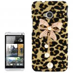 Coque Pour HTC One M7 Noeud Diamond