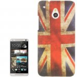 Housse, Coque Drapeau Angleterre, UK pour HTC One M7