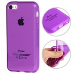 Coque Silicone Transparente iPhone 5C