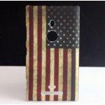 Housse, Coque Drapeau USA Pour Nokia Lumia 1520