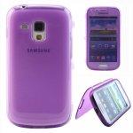 Coque Silicone Samsung Galaxy Trend S7560 / Galaxy S Duos S7562