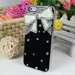 Coque Pour iPhone 6 4,7-Inch Noeud Diamond Strass