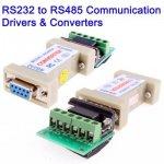 Convertisseur industrielle RS232 vers RS485