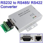 RS232 vers RS485 / RS422 Convertisseur interface active