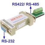 RS-232 à RS-422 / RS-485 Convertisseur
