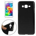Coque de Protection Silicone Noir pour Samsung Galaxy Grand Prime / G530