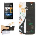 Coque Silicone HTC One M7 Paris