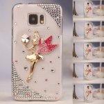 Coque Samsung Galaxy S7 / G930 Strass Ange