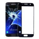 Ecran Vitre  Samsung Galaxy S7 / G930 Noir