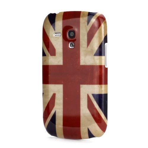 Housse, Coque Drapeau Angleterre, UK Pour Samsung Galaxy S3 Mini I8190