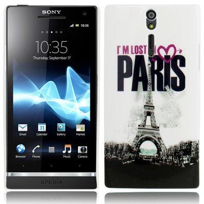 Coque Arrière de Protection pour Sony Ericsson Xperia S
