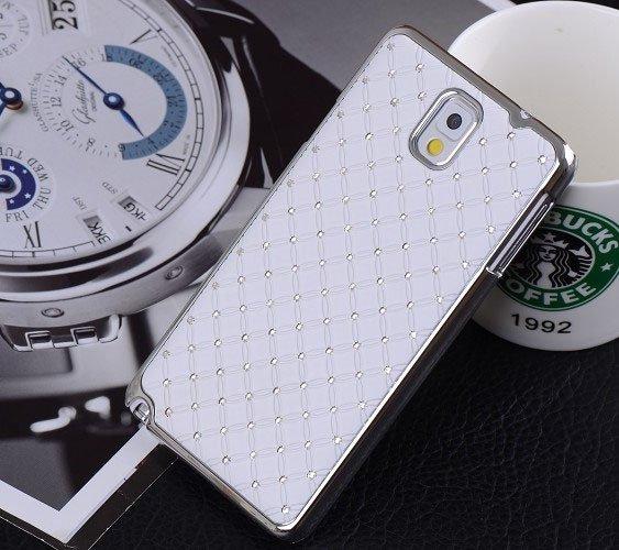 Coque Samsung Galaxy S5 I9600 avec Pierres Incrustés