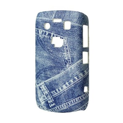Coque Rigide Jeans BlackBerry Bold 9700 9780 9020 Onyx