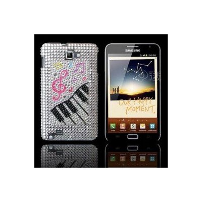Coque Strass Pour Samsung Galaxy Note I9220 GT-N7000