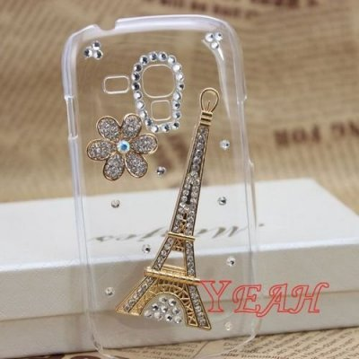 Coque Pour Samsung Galaxy S3 Mini I8190 Paris