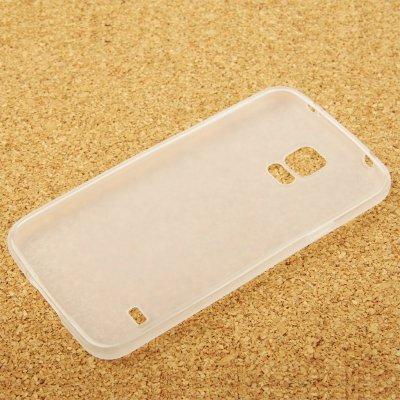 Coque Pour Samsung Samsung Galaxy S5 I9600 Silicone Transparente