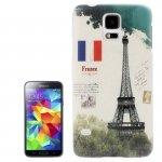 Coque Samsung Galaxy S5 I9600 Paris