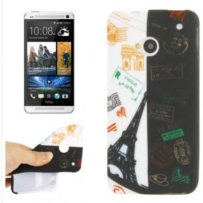 Coque Silicone HTC One M7 Paris